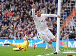 Cristiano netzt zum 4:0 ein
