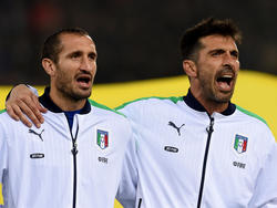 Albin Ekdal weiß, wie Giorgio Chiellini und Gianluigi Buffon ticken