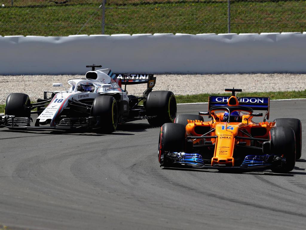 Fernando Alonso sieht sich für den Kampf der Mittelfeld-Teams gut gerüstet
