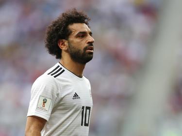 Stürmerstar Mohamed Salah scheiterte mit Ägypten früh bei der WM