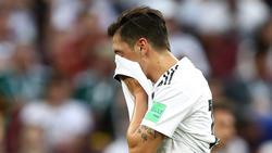 Mesut Özil ist als Nationalspieler zurückgetreten