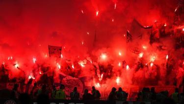 Fans von Olympique Marseille sind mehrfach für ihr Fehlverhalten aufgefallen