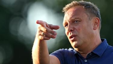 André Breitenreiter will Karlsruhe nicht unterschätzen