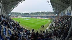 In Paderborn könnte das Pokalspiel zwischen Rödinghausen und dem FC Bayern stattfinden