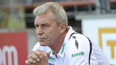 Dietmar Demuth sieht den SC Paderborn in der Favoritenrolle
