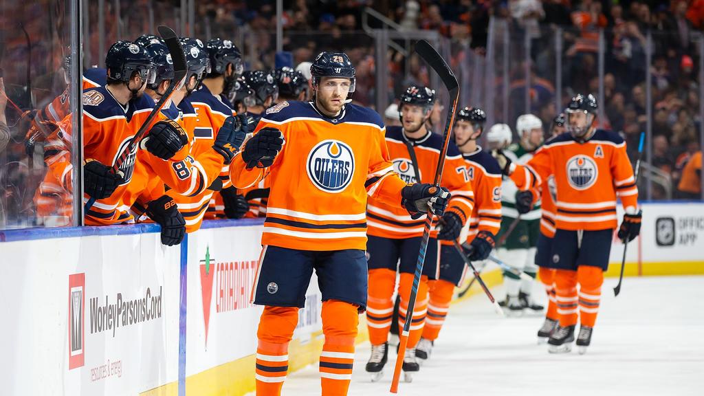 Leon Draisaitl konnte mit den Oilers nur zwischenzeitlich jubeln