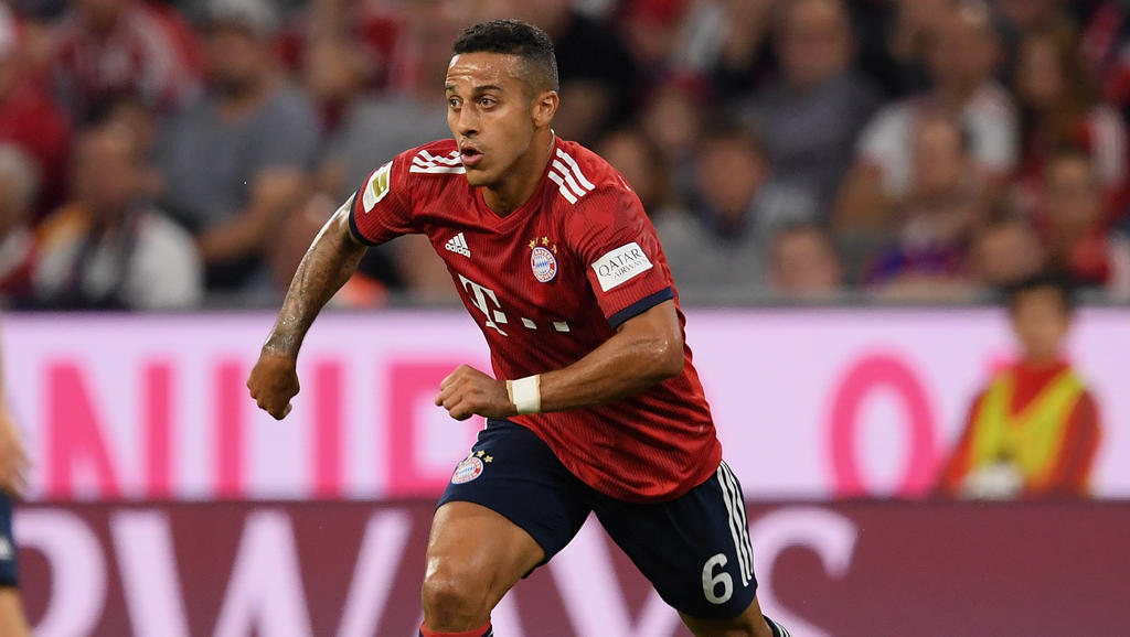 Geht es nach seinem Bruder, kehrt Thiago vom FC Bayern zum FC Barcelona zurück