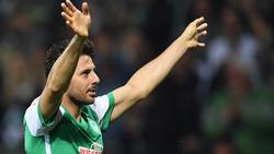 Träger des Sport-Bambi: Werder-Routinier Claudio Pizarro