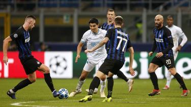 El conjunto italiano queda eliminado tras un mal partido en casa. (Foto: Getty)
