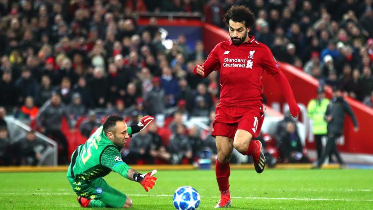 Mohamed Salah war der überragende Mann beim FC Liverpool