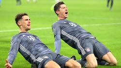 Der FC Bayern zieht als Gruppenerster in die nächste Runde ein