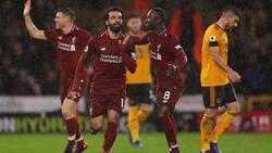 """Mohamed Salah ist """"Afrikas Fußballer des Jahres"""""""