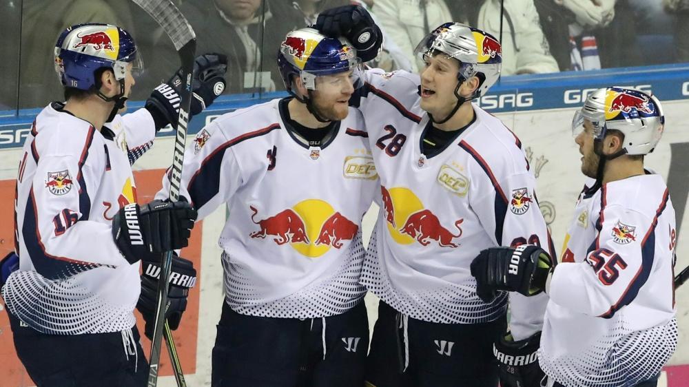 Bis zu 520.000 Zuschauer verfolgen das Eishockey-Finale