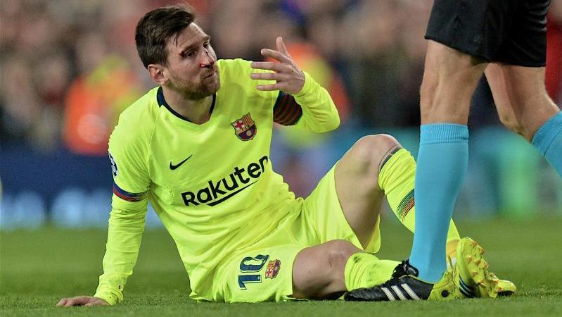 Wird von Barca-Coach Valverde gegen Huesca geschont: Superstar Lionel Messi