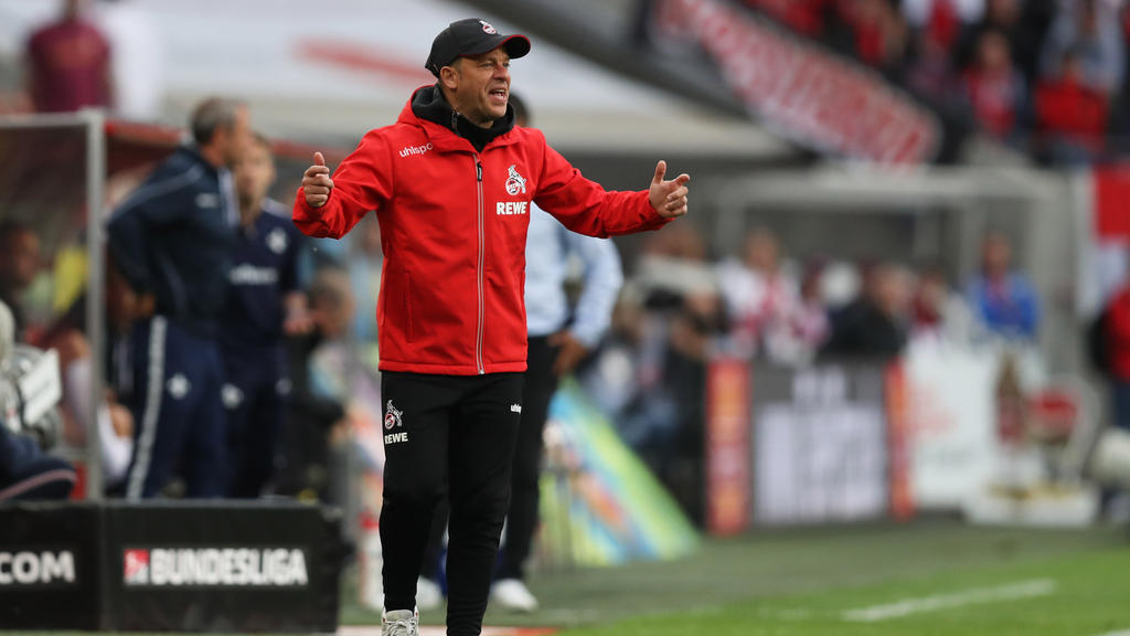 Markus Anfang trainiert den 1. FC Köln seit dem Sommer