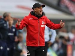 Noch-Köln-Trainer Anfang