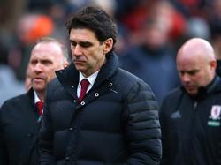 Aitor Karanka ist nicht mehr länger Teammanager vom FC Middlesborough