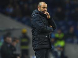 Nuno en un partido de Champions con el Porto (Foto: Getty)