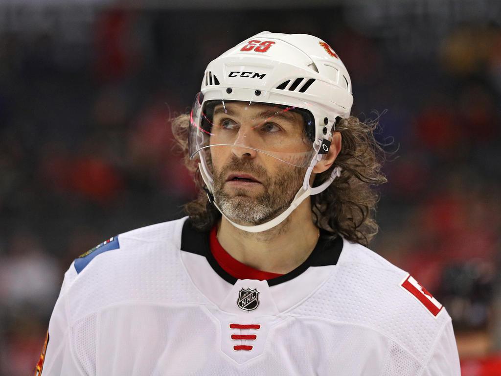 Jaromir Jágr kehrt der NHL den Rücken und geht nach Kladno