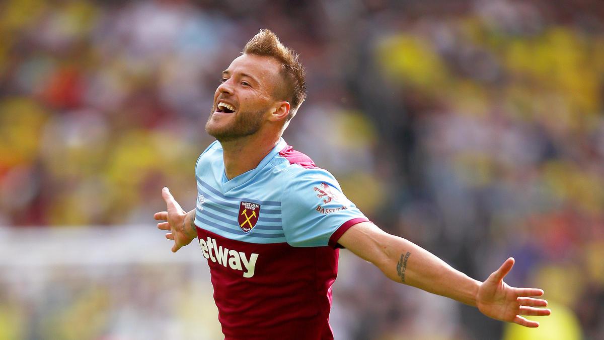 Ex-BVB-Stürmer Andrey Yarmolenko traf für West Ham gegen Manchester United