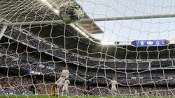 Real Madrid musste sich gegen Brügge mit einem 2:2 zufrieden geben