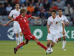 U21-EM-Finale 2011 in Dänemark