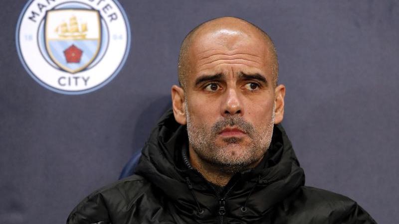 Pep Guardiola bleibt wohl bei Manchester City
