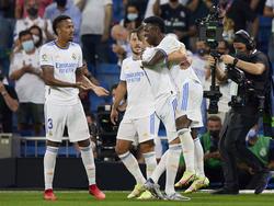 El Real Madrid vive un momento dulce pese a sus carencias en defensa.