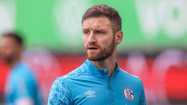 Shkodran Mustafi blickte auf seine Zeit beim FC Schalke 04 zurück