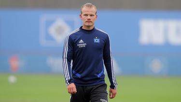 Joel Pohjanpalo verstärkt den HSV