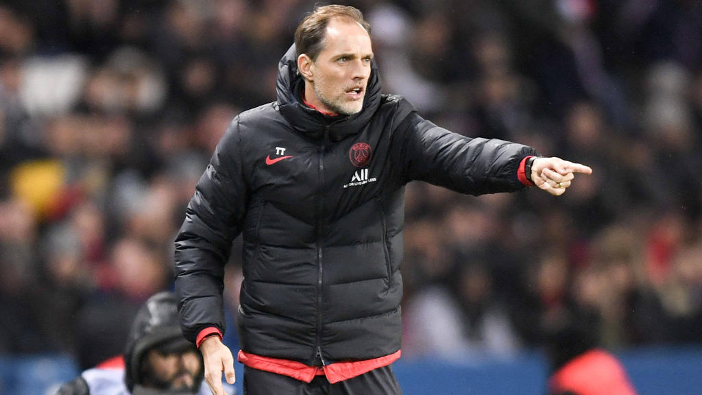 PSG-Coach Thomas Tuchel gibt sich bescheiden