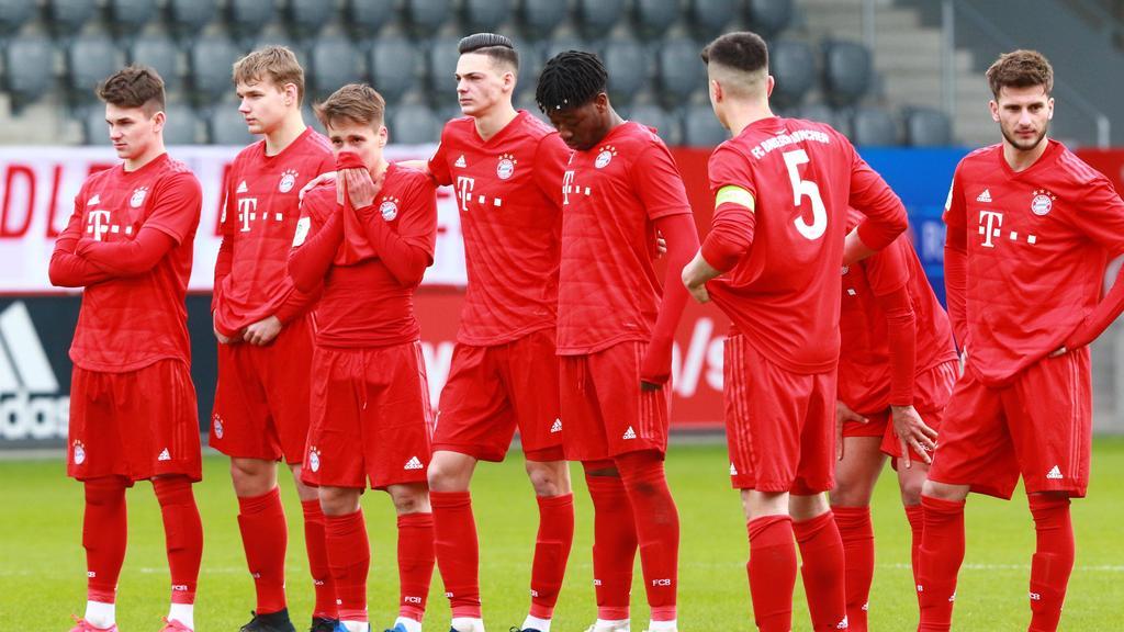 Der FC Bayern musste sich Dinamo Zagreb geschlagen geben