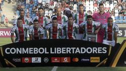 El Palestino tiene que remontar ante el Guaraní en Paraguay.