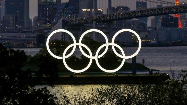 Die Olympischen Spiele wurden wegen der Corona-Krise von 2020 nach 2021 verlegt