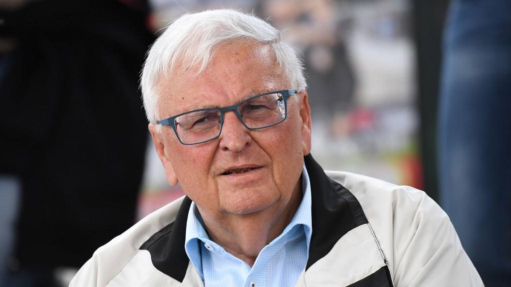 Theo Zwanziger feiert seinen 75. Geburtstag