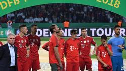 2018 unterlag der FC Bayern Eintracht Frankfurt im Pokalfinale