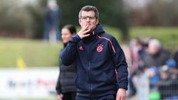 Freut sich auf den Bundesliga-Restart: Trainer Jens Scheuer vom FC Bayern