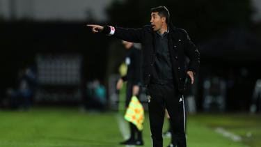 Lage war seit Januar 2019 Coach bei Benfica