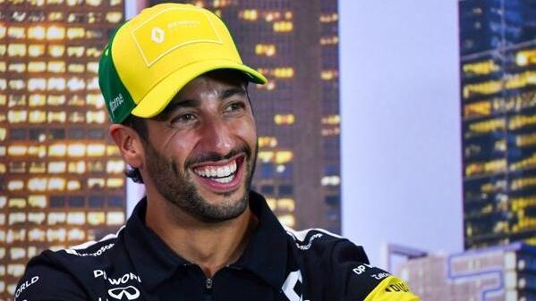 Daniel Ricciardo gibt sich vor dem Saisonauftakt angriffslustig