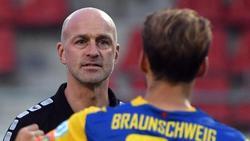 Marco Antwerpen ist nicht mehr der Trainer des Zweitligisten Eintracht Braunschweig