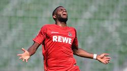 Hat sich wegen einer Knieverletzung zu Untersuchungen nach München begeben: Anthony Modeste