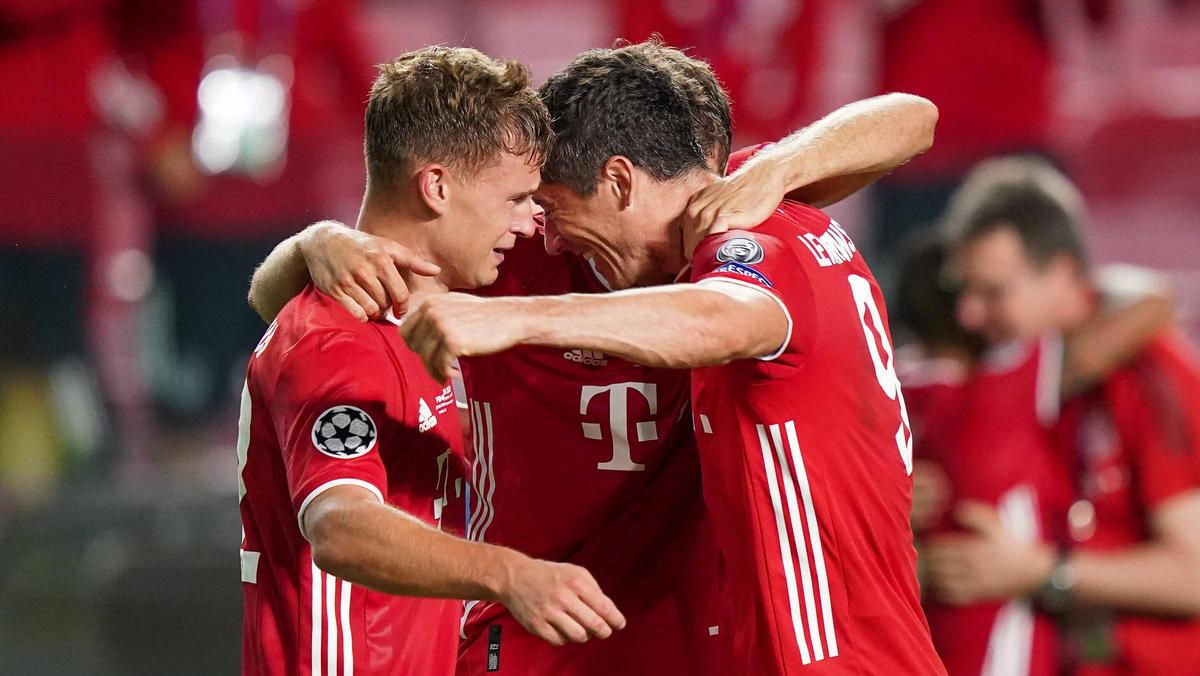 Der FC Bayern gewann die Champions League 2020