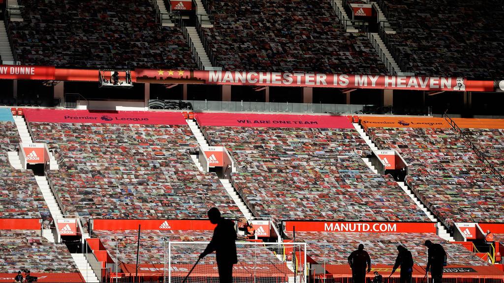 In der Premier League sind weiterhin keine Zuschauer erlaubt
