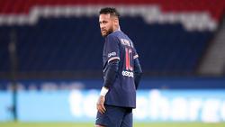 Neymar fehlt PSG gegen Olympique Nîmes