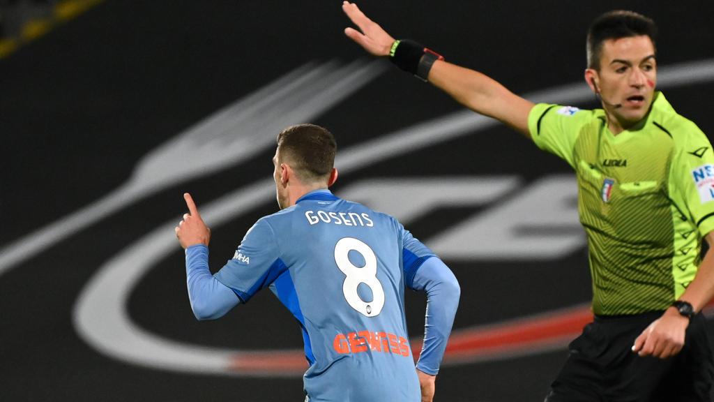 Atalanta Bergamo holt nur einen Punkt bei Spezia