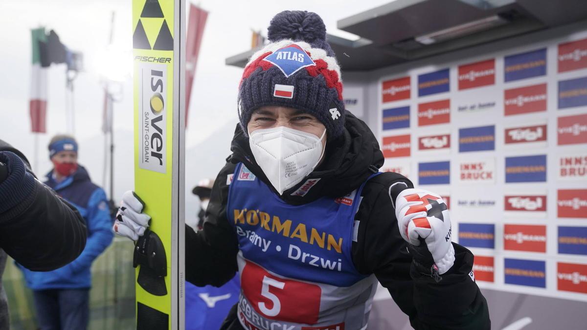 Kamil Stoch steht vor seinem dritten Tournee-Triumph