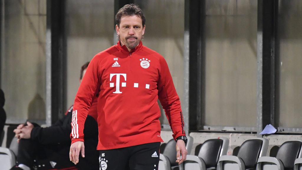Holger Seitz und der FC Bayern treten nicht gegen den SC Verl an