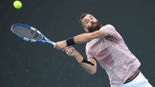 Benoit Paire leistete sich beim ATP-Turnier in Buenos Aires einen Affront