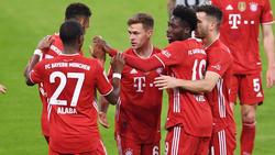 Der FC Bayern greift nach dem Titel