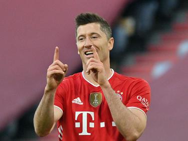 Nur noch ein Tor fehlt Lewandowski zum Ligarekord
